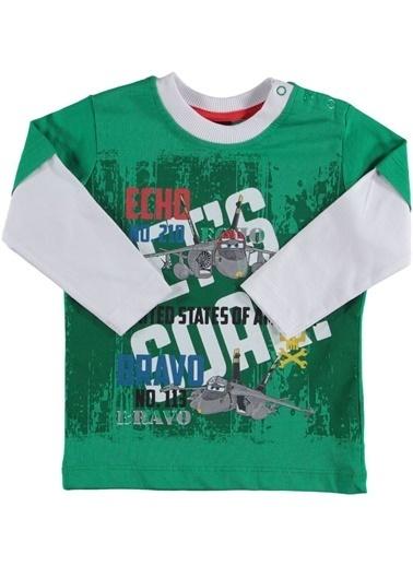 Soo be Tişört Yeşil